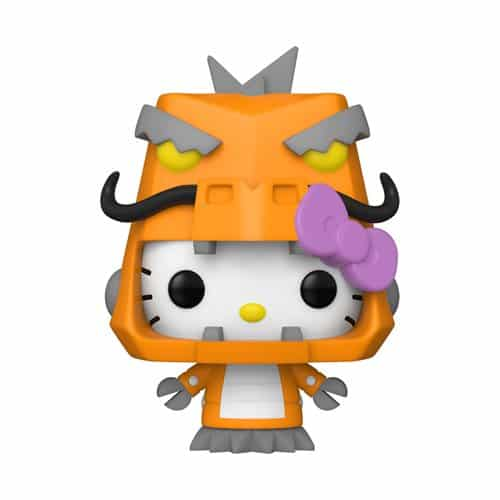 Pop Sanrio Hello Kitty x Kaiju Mecha Kaiju Funko Pop! Vinyl Figure