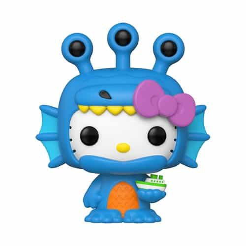 Pop Sanrio Hello Kitty x Kaiju Sea Kaiju Funko Pop! Vinyl Figure