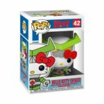 Pop Sanrio Hello Kitty x Kaiju Space Kaiju Funko Pop! Vinyl Figure Box