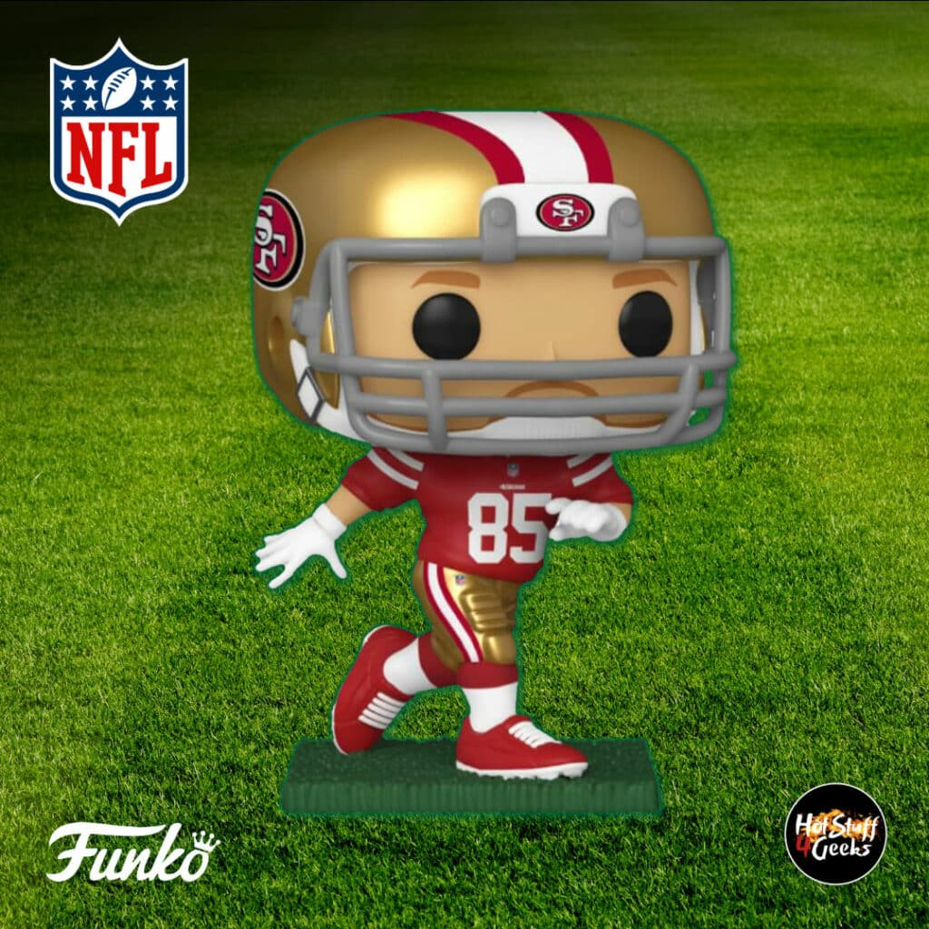 Pop Sports NFL 49ers George Kittle Funko Pop! Vinyl Figure 2020