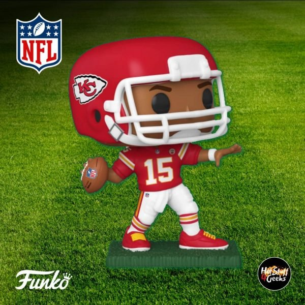 Pop Sports NFL Kansas City Chiefs Patrick Mahomes Funko Pop! Vinyl Figure 2020