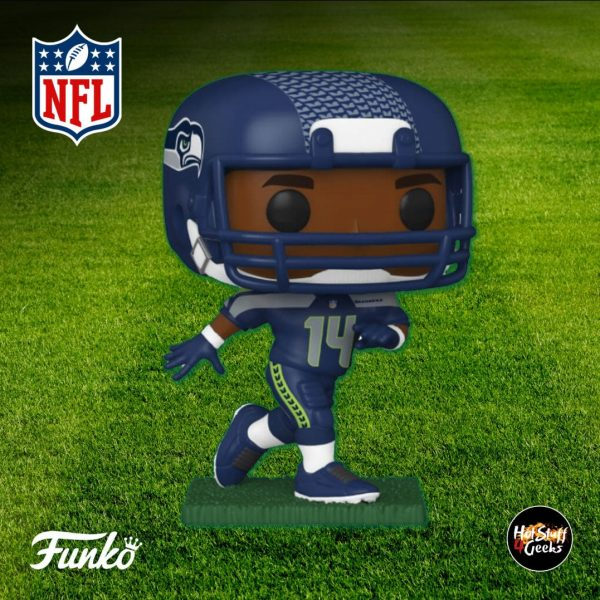 Pop Sports NFL Seattle Seahawks D.K. Metcalf Funko Pop! Vinyl Figure 2020