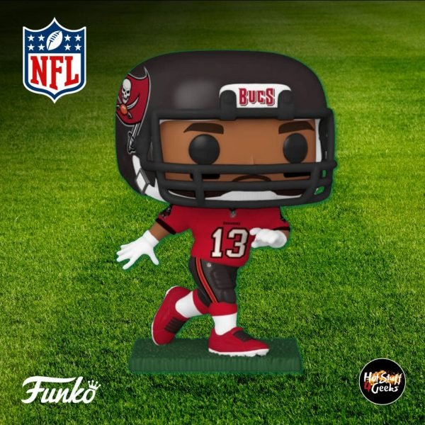 Pop Sports NFL Tampa Bay Buccaneers Mike Evans Funko Pop! Vinyl Figure 2020