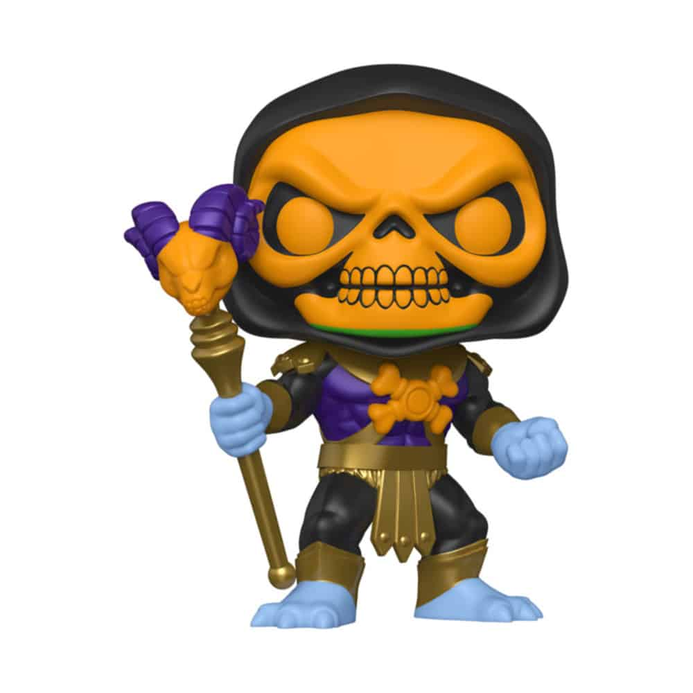 Pop! Television 10 inches Masters of The Universe Skeletor Funko Pop Vinyl Figure