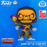 Pop! Television 10 inches Masters of the Universe – Skeletor