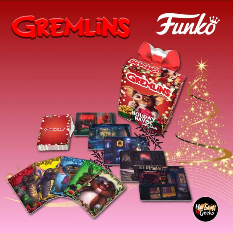 Funko Games: Gremlins Card Game - Christmas Holiday 2020