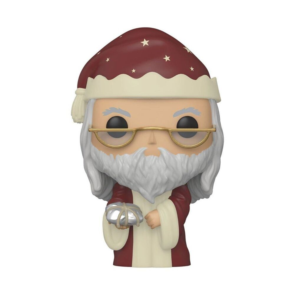 Funko POP! Harry Potter: Holiday - Albus Dumbledore Funko Pop! Vinyl Figure - Christmas Holiday 2020