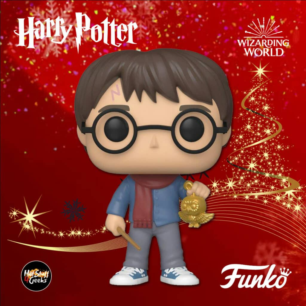 Funko POP! Harry Potter Holiday - Harry Potter Funko Pop! Vinyl Figure - Christmas Holiday 2020