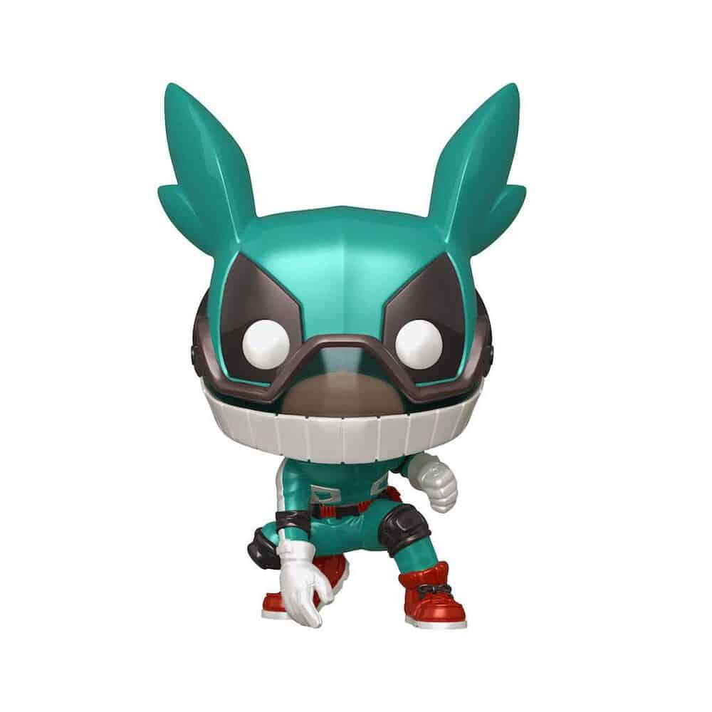 Funko Pop! Animation: My Hero Academia - Izuku Midoriya (Metallic) Funko Pop! Vinyl Figure -Fye Exclusive