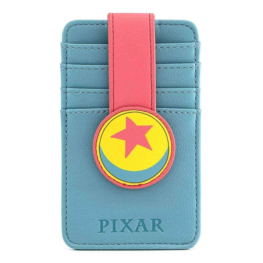 Funko Pop! By Loungefly Pixar 25th Anniversary Up Group Cardholder