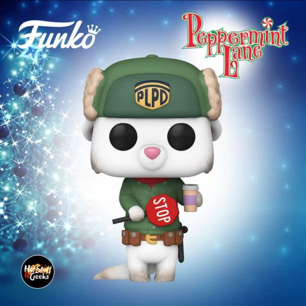 Funko Pop! Christmas: Peppermint Lane – Harry Chitwood Funko Pop! Vinyl Figure – Christmas Holiday 2020