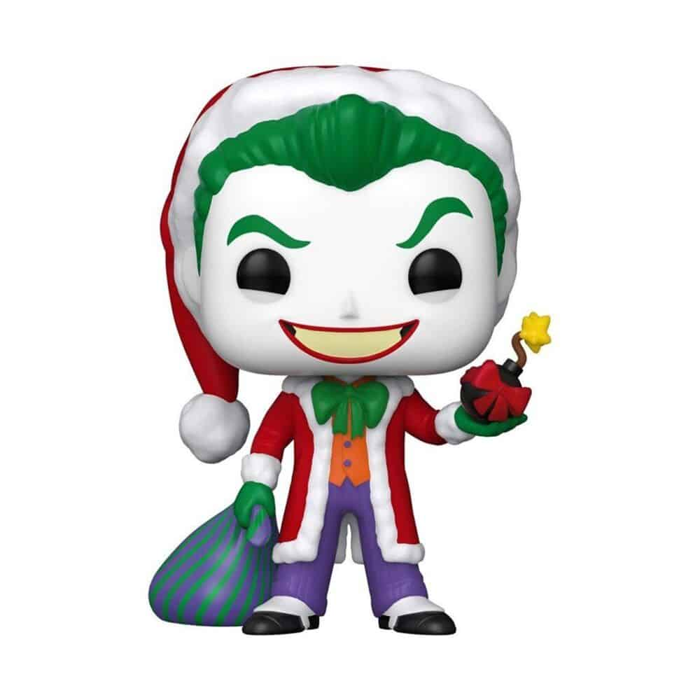 Funko Pop! Heroes: Dc Comics: Santa Joker Funko Pop! Vinyl Figure - DC Holiday 2020