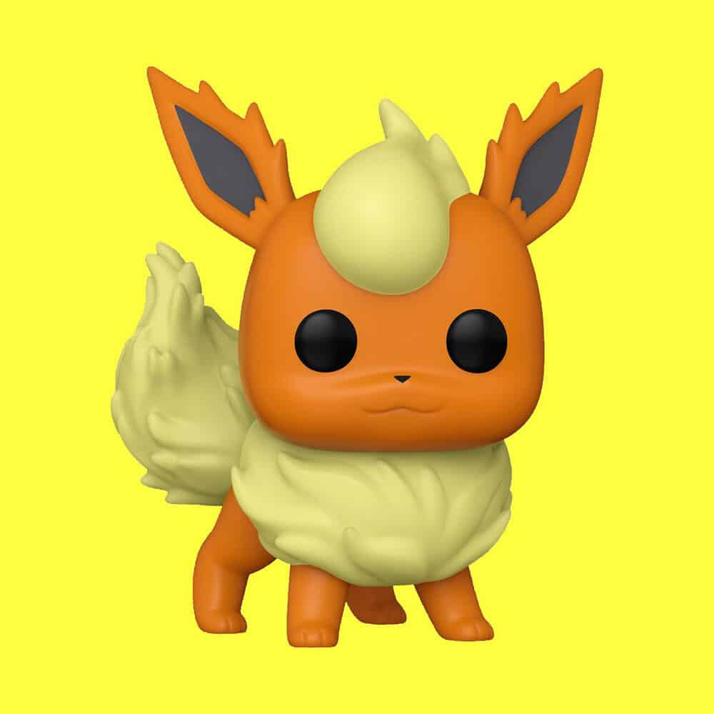 Funko Pop! Games Pokemon - Flareon Funko Pop! Vinyl Figure 2020