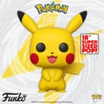 Funko Pop! Games Pokemon - Pikachu 18-Inch Funko Pop! Vinyl Figure 2020