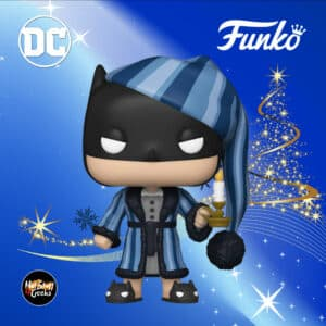 Funko Pop! Heroes: Dc Comics - Scrooge Batman Funko Pop! Vinyl Figure - DC Holiday 2020