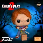 Funko Pop! Movies: Child's Play 2 - Chucky With Jack In The Box & Scissors Funko Pop! Vinyl Figure - Fye Exclusive