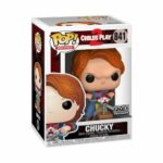 Funko Pop! Movies: Child's Play 2 - Chucky With Jack In The Box & Scissors Funko Pop! Vinyl Figure - Fye Exclusive (Box)