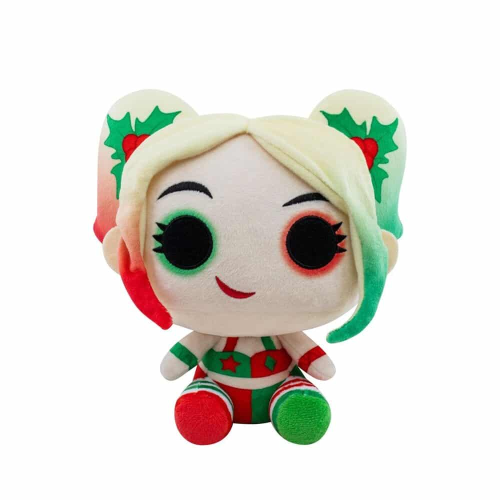 Funko Pop! Plush: DC Holiday Holly Quinn with Mallet Pop! Plush - Christmas Holiday 2020
