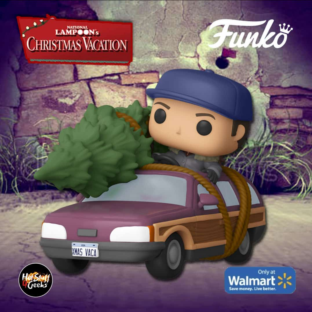 Clark Griswold Pop Vinyl National Lampoon/'s Christmas Vacation