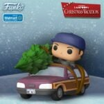 Funko Pop! Rides: National Lampoon's Christmas Vacation - Clark Griswold w/Station Wagon Funko Pop! Vinyl Figure - Walmart Exclusive