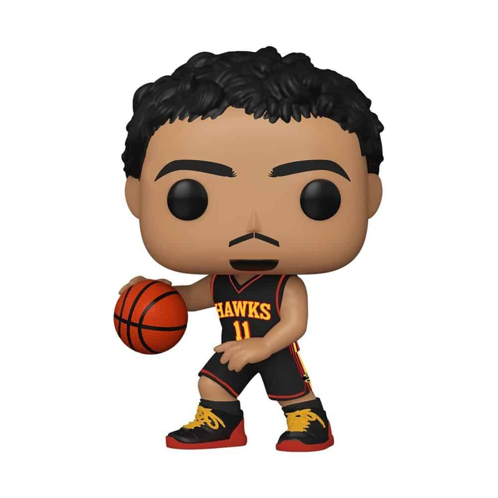 Funko Pop! Basketball NBA Atlanta Hawks Trae Young (Alternate) Funko Pop! Vinyl Figure