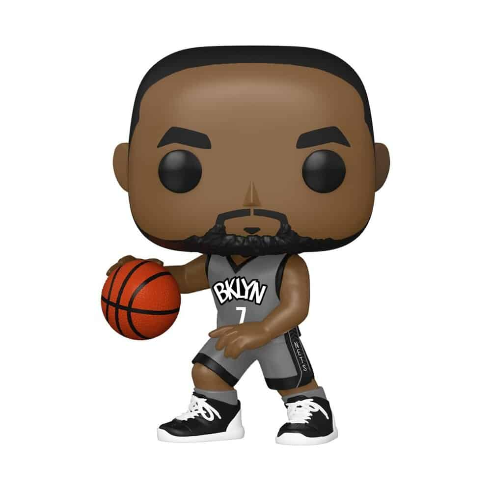 Funko Pop! Basketball  NBA Brooklyn Nets Kevin Durant (Alternate) Funko Pop! Vinyl Figure