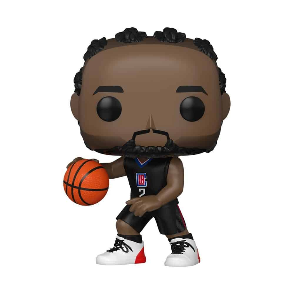 Funko Pop! Basketball  NBA LA Clippers Kawhi Leonard (Alternate) Funko Pop! Vinyl Figure