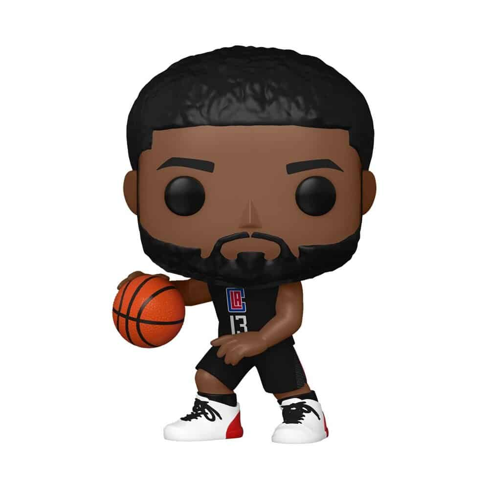 Funko Pop! Basketball  NBA LA Clippers Paul George (Alternate) Funko Pop! Vinyl Figure
