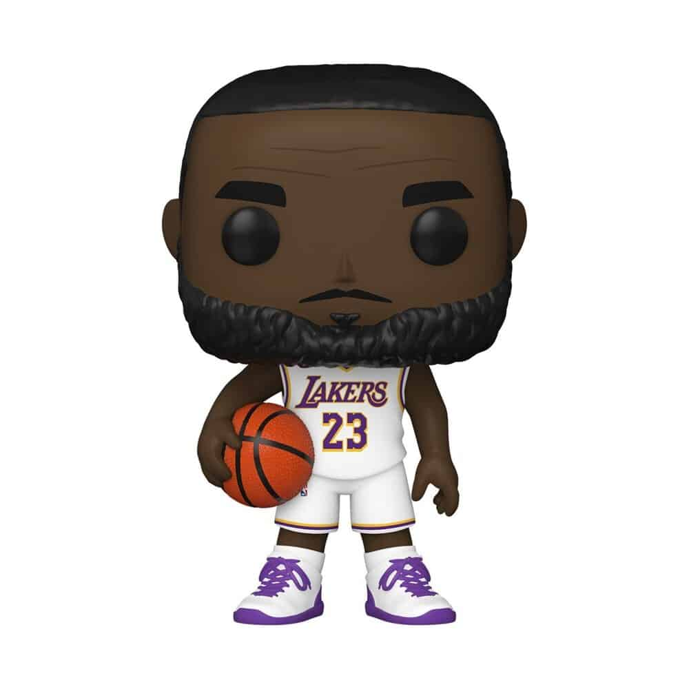 Funko Pop! Basketball NBA LA Lakers LeBron James (Alternate) Funko Pop! Vinyl Figure