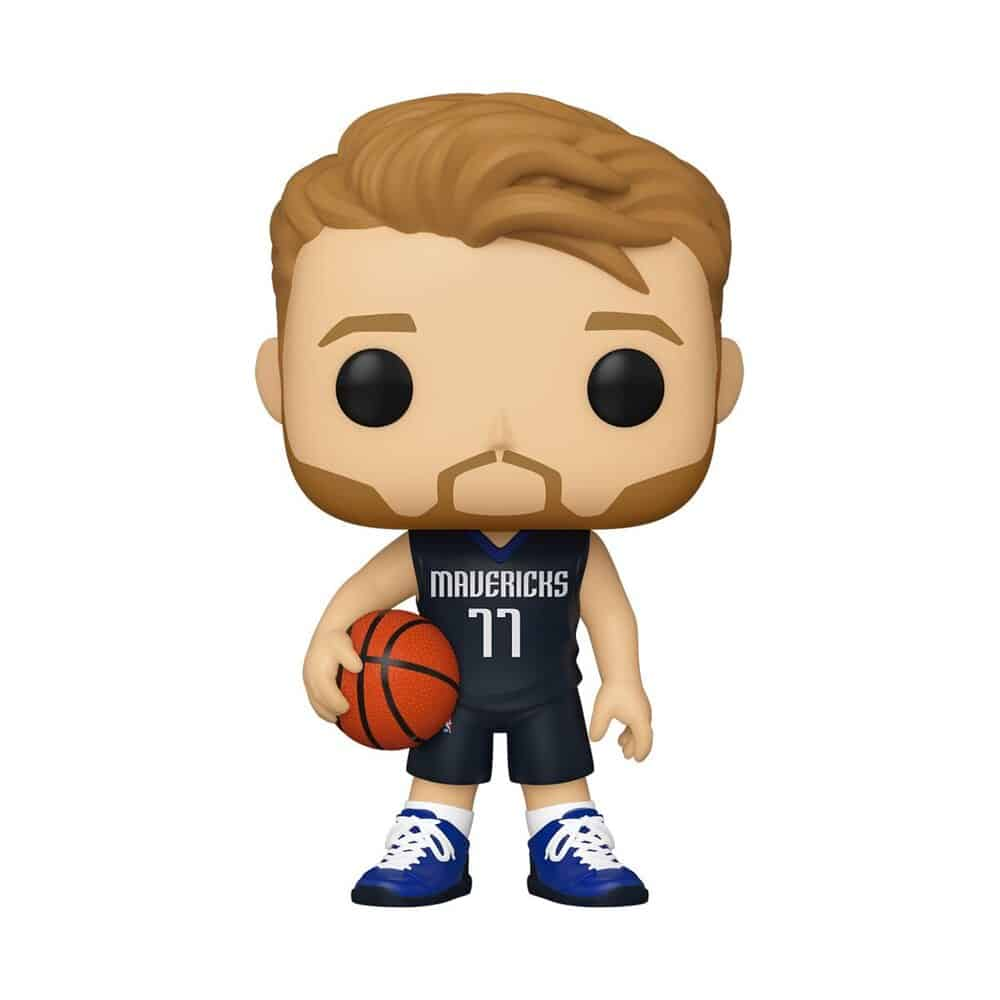 Funko Pop! Basketball NBA Mavericks Luka Doncic (Alternate) Funko Pop! Vinyl Figure