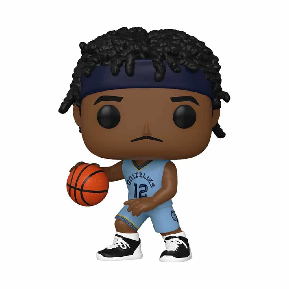 Funko Pop! Basketball NBA Memphis Grizzlies Ja Morant (Alternate) Funko Pop! Vinyl Figure