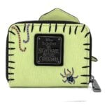 Loungefly Disney The Nightmare Before Christmas: Oogie Boogie Creepy Crawlies Zip Around Wallet by Loungefly