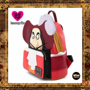 Loungefly Disney Villains Captain Hook Mini-Backpack