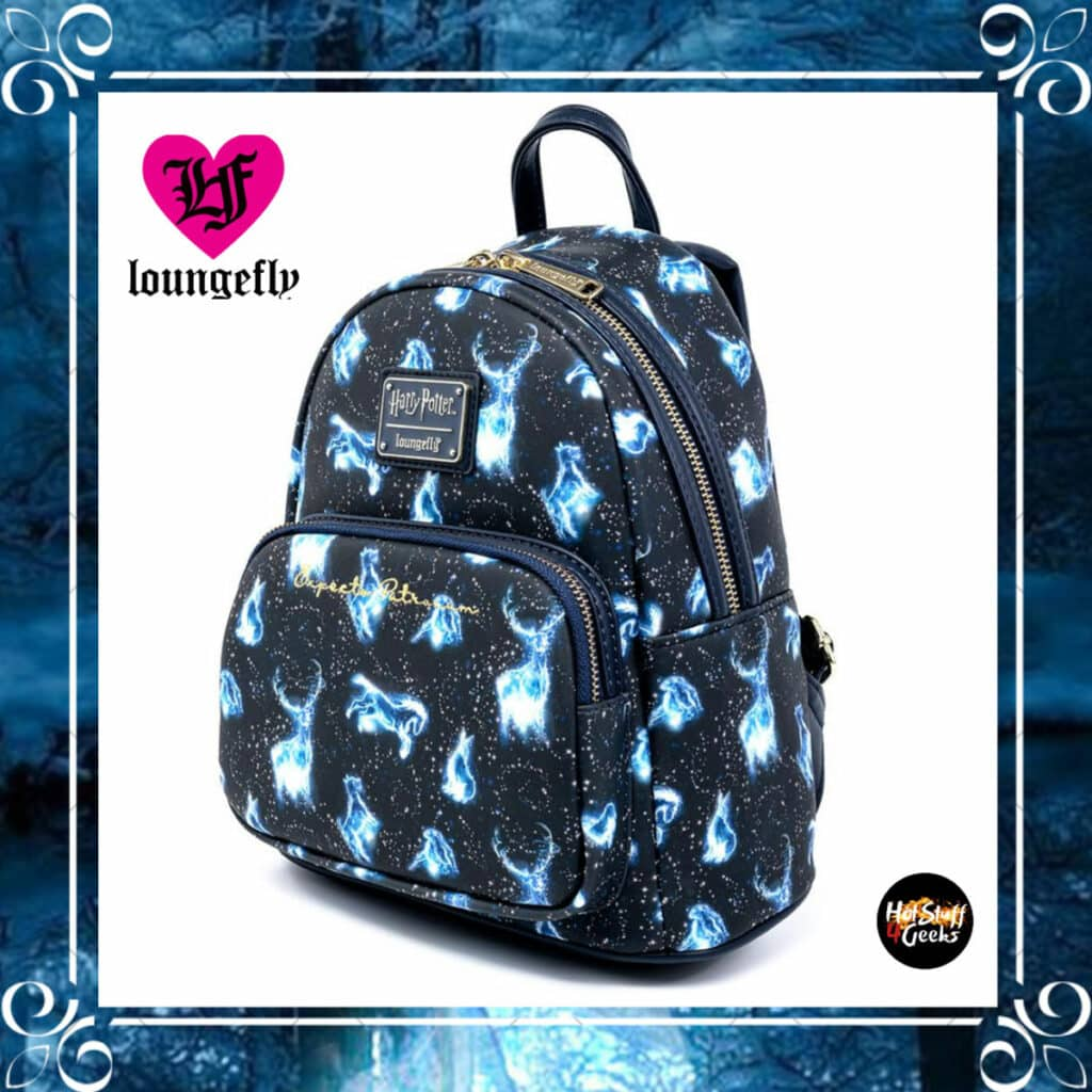 Loungefly Harry Potter: Expecto Patronus Mini-Backpack by Loungefly