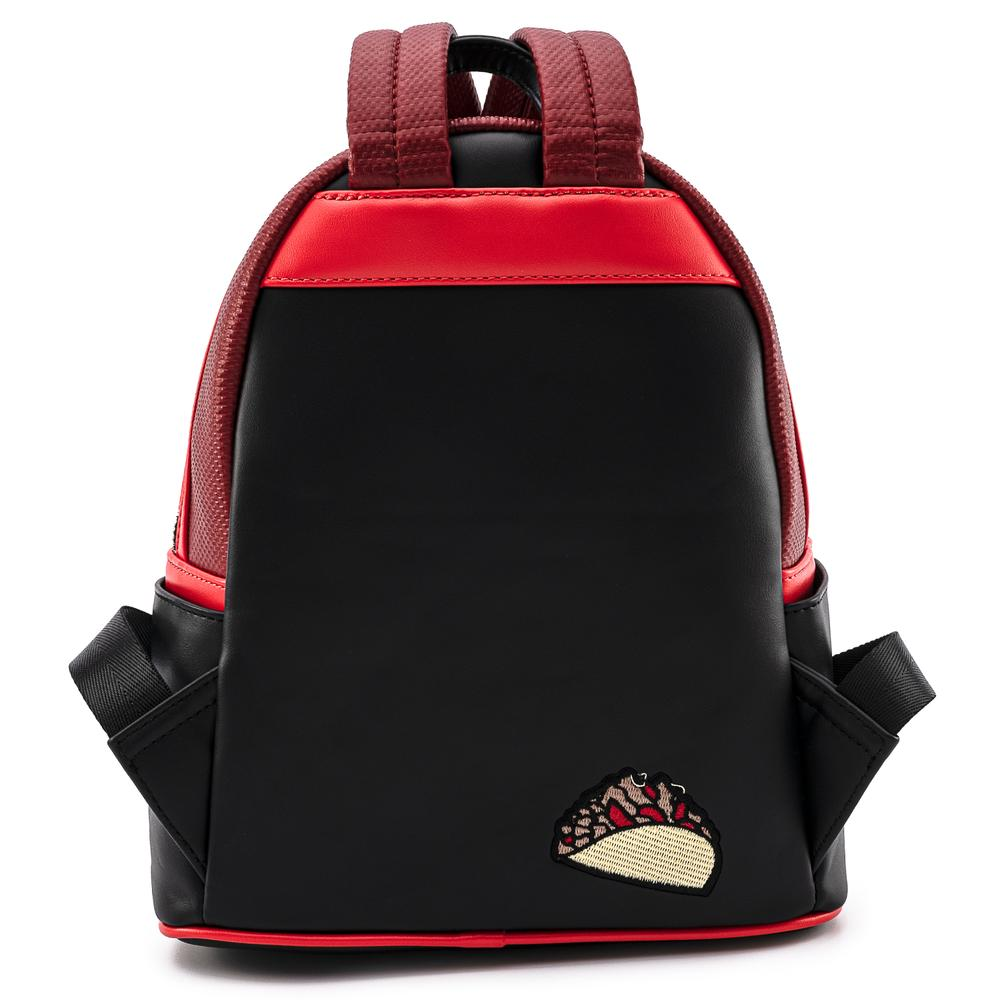 Loungefly Marvel Deadpool Merc With A Mouth Mini-Backpack