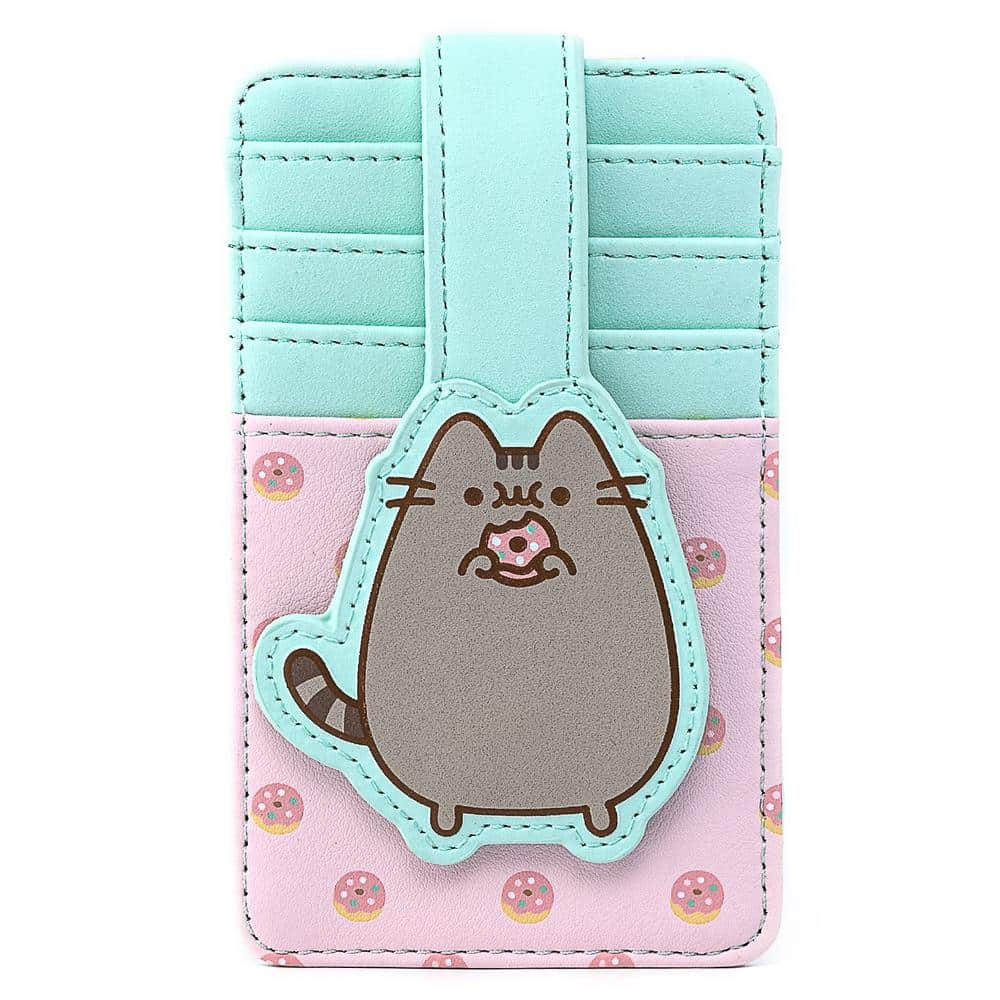 Loungefly Pusheen: Big Kitty Donuts Cardholder by Loungefly