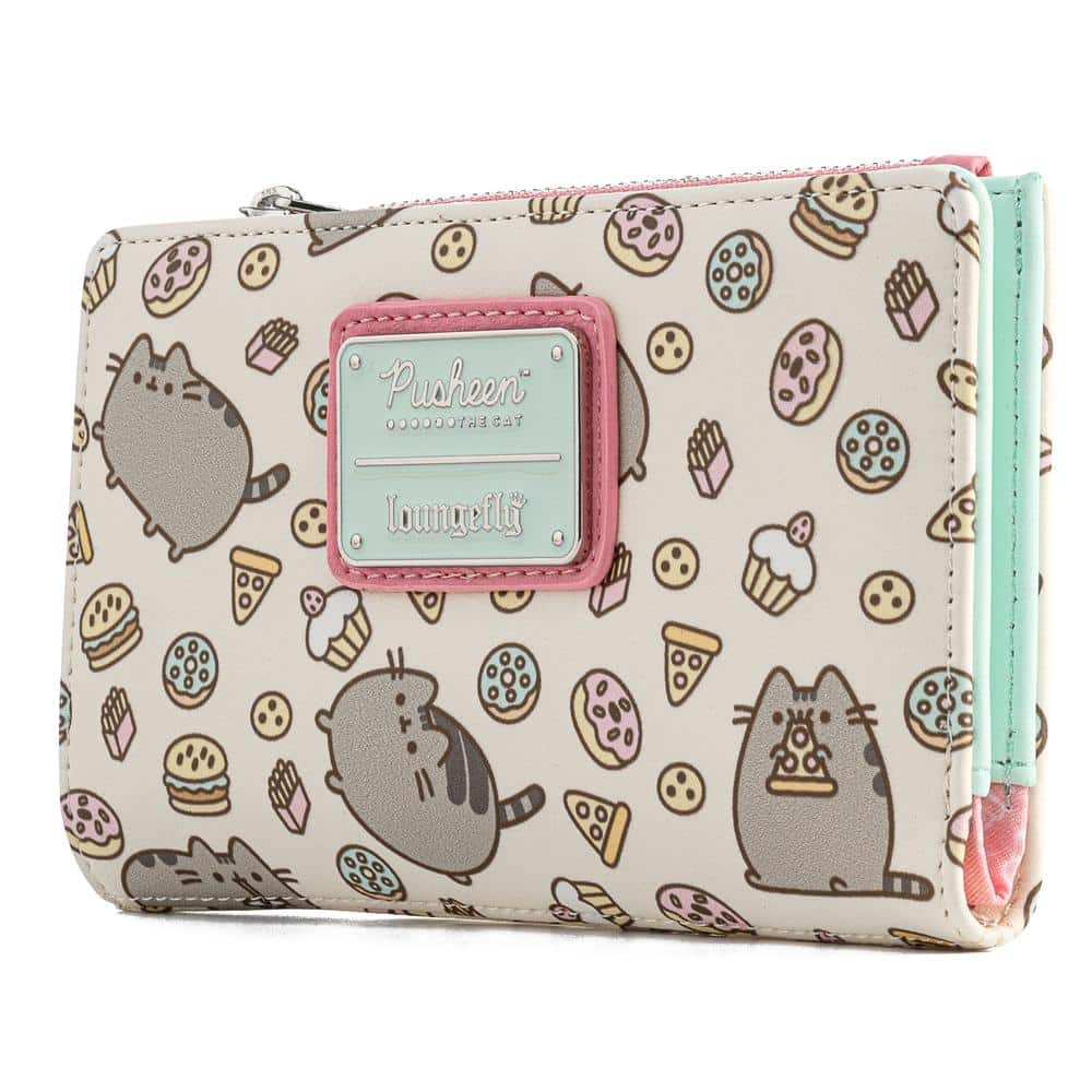 Loungefly Pusheen: Snackies Flap Wallet by Loungefly