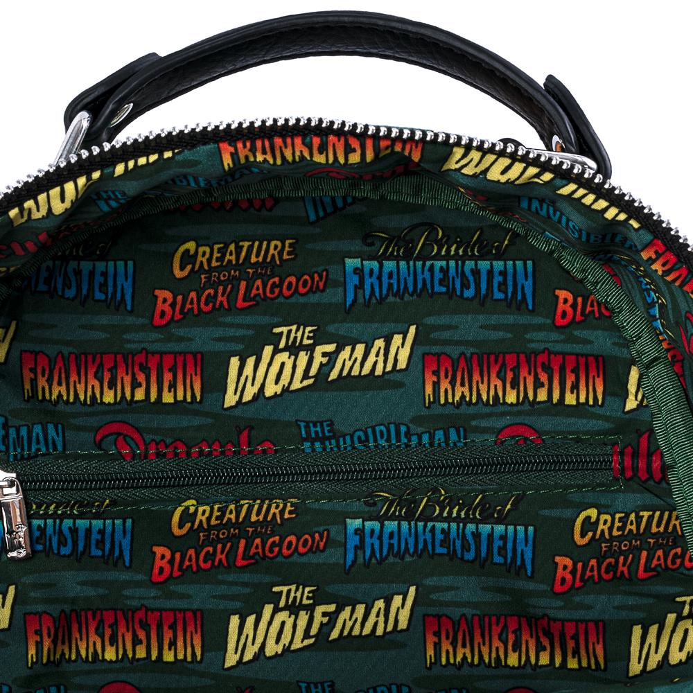 Loungefly Universal Monsters Chibi Characters Mini-Backpack