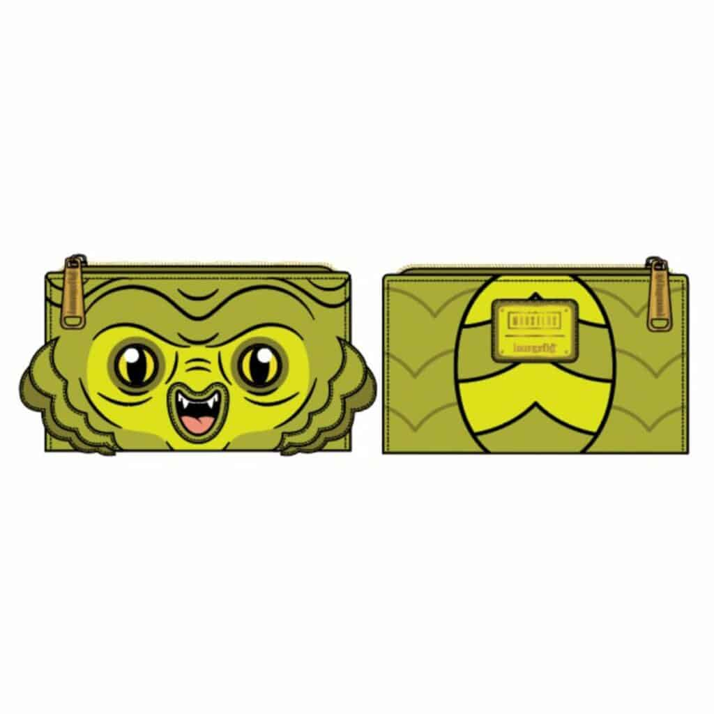 Loungefly Universal Monsters Creature Black Lagoon Wallet