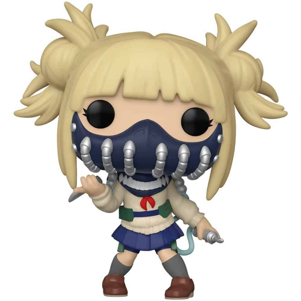 Funko Pop! Animation: My Hero Academia - Himiko Toga with Face Cover With Mask Funko Pop! Vinyl Figure