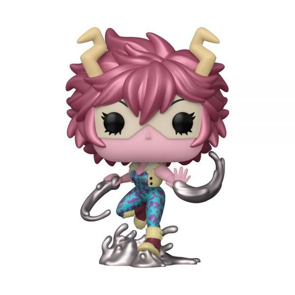 Funko POP! Animation My Hero Academia - Mina Ashido (Metallic) Funko Pop!Vinyl Figure - GameStop Exclusive