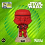 Funko POP! Star Wars: The Rise of Skywalker - Sith Jet Trooper Funko POP! Vinyl Figure - SDCC 2020 and Amazon Shared Exclusive