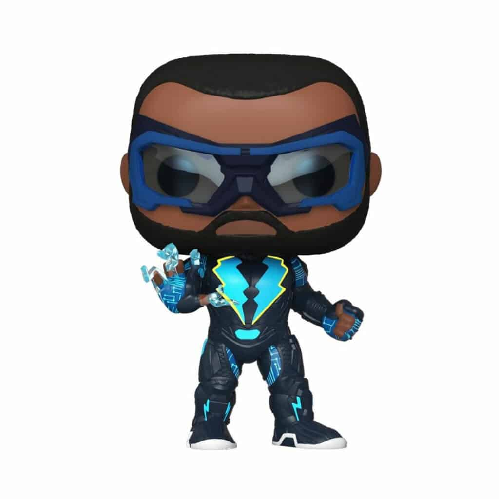 Funko Pop! DC Comics: Black Lightning - Black Lightning Funko Pop! Vinyl Figure - SDCC 2020 and Show Only Shared Exclusive