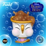 Funko Pop! Disney: Beauty and The Beast - Chip With Bubbles Funko Pop! Vinyl Figure - Pop In a Box Exclusive 2020