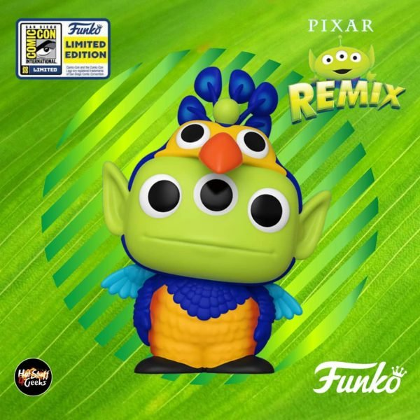 Pop! Disney: Pixar Alien Remix- Alien (Kevin) Funko Pop! Vinyl Figure