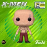 Funko Pop! Marvel 20th Anniversary: Wade Wilson (Weapon XI) Funko Pop! Vinyl Figure - SDCC 2020 and Walgreens Shared Exclusive
