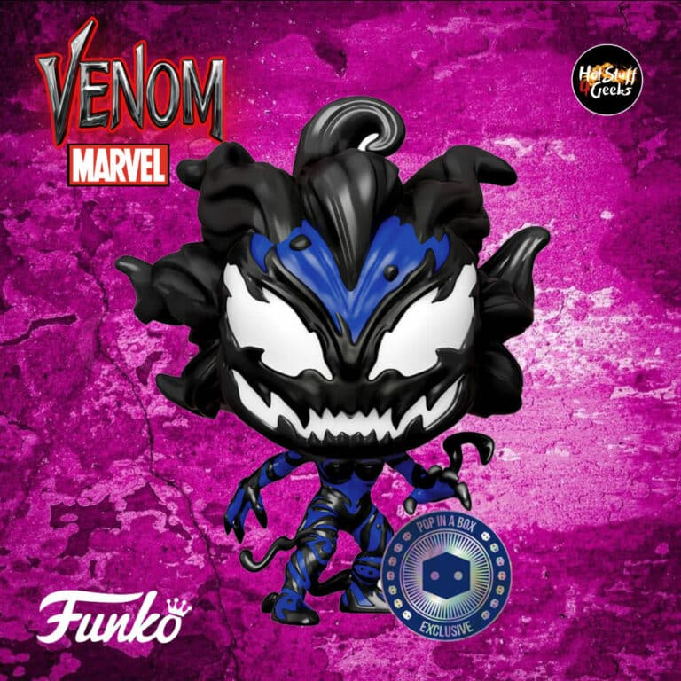 Funko Pop! Marvel Venom: April Parker as Mayhem Funko Pop! Vinyl Figure - Pop In a Box Exclusive