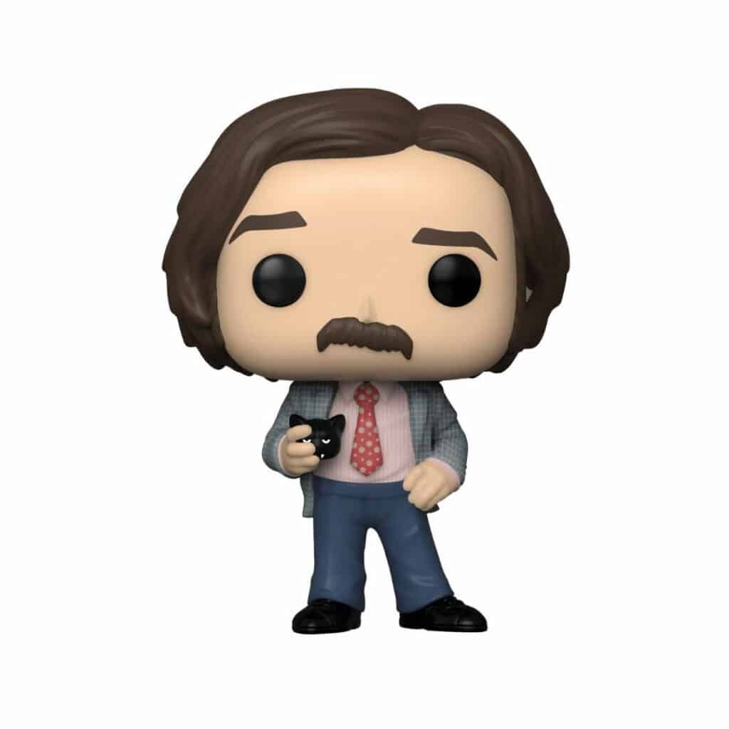 Funko Pop! Movies: Anchorman: The Legend Of Ron Burgandy - Brian Fantana (Scented) Funko Pop! Vinyl Figure - SDCC 2020 and Funko Shop Shared Exclusive
