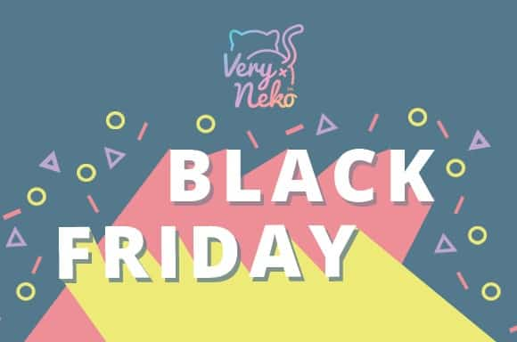 Very Neko Black Friday