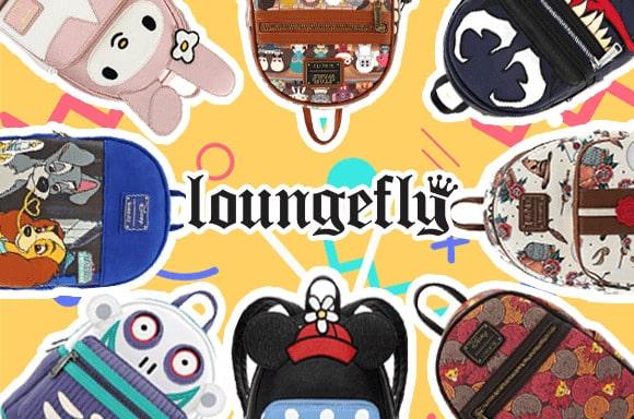 Very Neko Loungefly